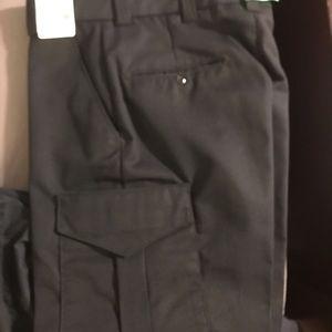 Men's navy tactical pants